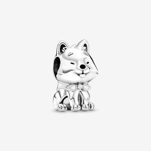 💉Pandora Japanese Akita Inu Dog Charm